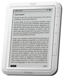 OYO - en ny tysk e-bogslæser