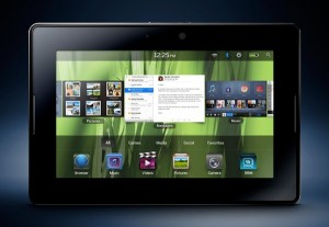 Blackberry Playbook tablet anmeldelse (UK)