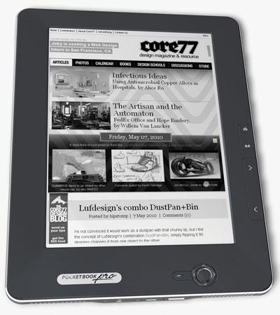 Pocketbook Pro 902 e-bogslæser