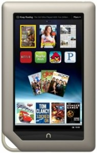 Nook Tablet e-reader