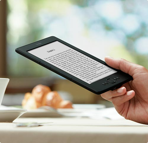 Ny Kindle til USD 69